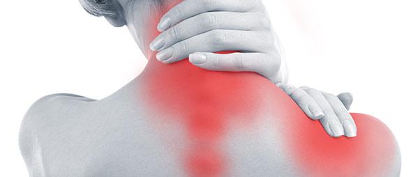 skulder nakke smerter